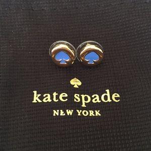 ✨KATE SPADE Spot the Spade Earrings